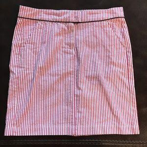 5/$15  Tommy Hilfiger Seersucker Skirt
